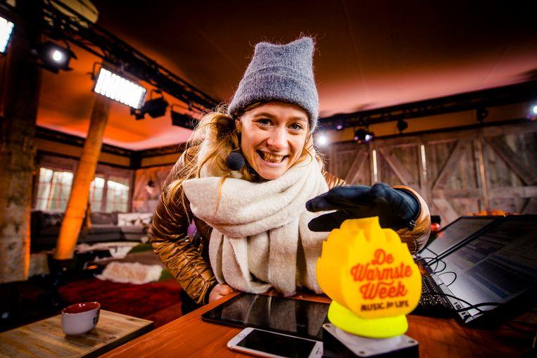 Eva De Roo was vorig jaar een van de presentatoren. Die van dit jaar zijn nog niet bekend.