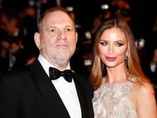 Harvey Weinstein nu ook in de steek gelaten door echtgenote