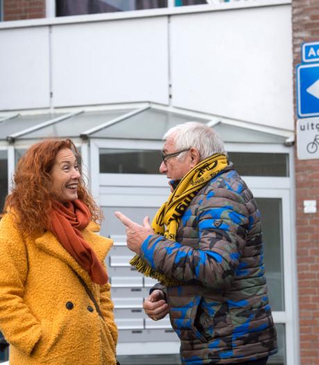 Op zoek naar vertrouwen in de Achterom in Breda
