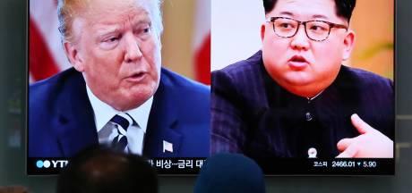 Trump twittert weer: misschien toch top met Noord-Korea?
