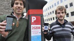 App waarschuwt voor parkeerwachter