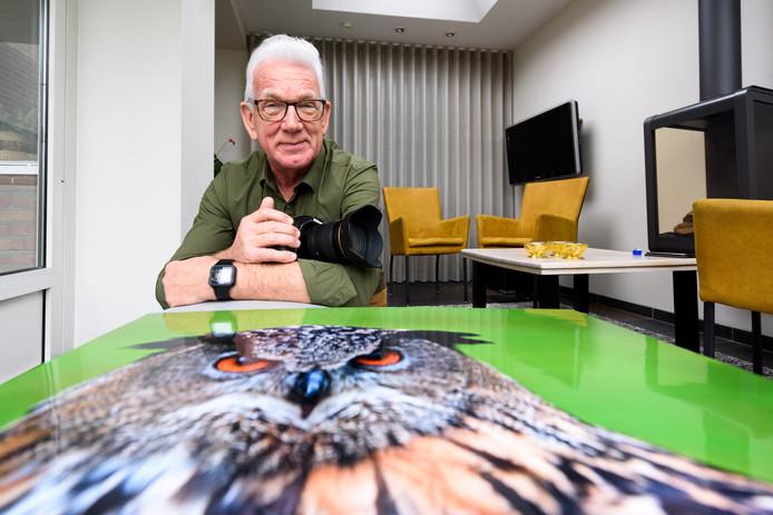 Jan Raes won afgelopen jaar de fotowedstrijd in Reusel.