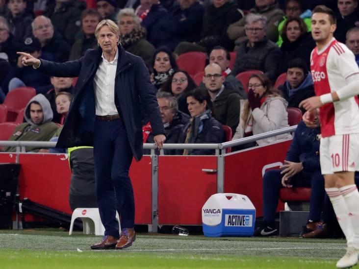 Ajax - Willem II, een echte topper? 'We kunnen in een hoger tempo blijven spelen'