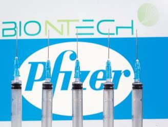 Pfizer en BioNTech vragen Europese goedkeuring voor vaccin aan
