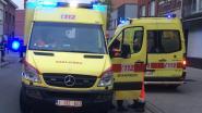 Kop-staartaanrijding: Twee gewonden