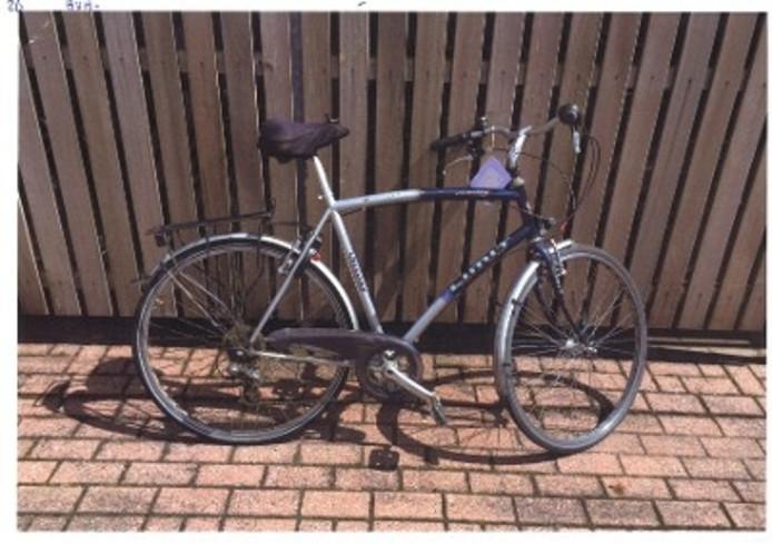 Gestolen fiets 1