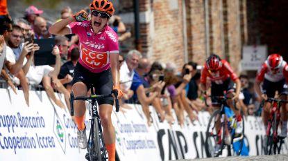 KOERS KORT. Vos verovert vierde ritzege in Giro Rosa, eindwinst gaat naar Van Vleuten - Kortrijk organiseert veldrit in DVV Trofee