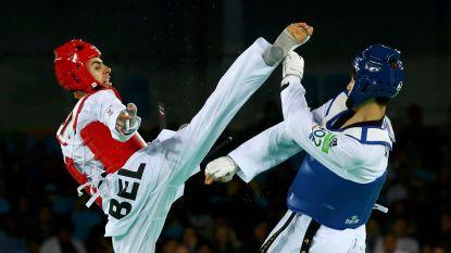 Jaouad Achab (-63kg) verovert brons op WK taekwondo in Manchester