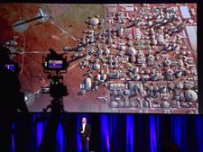 Kolonisatie Mars dichterbij én in een uur de wereld over