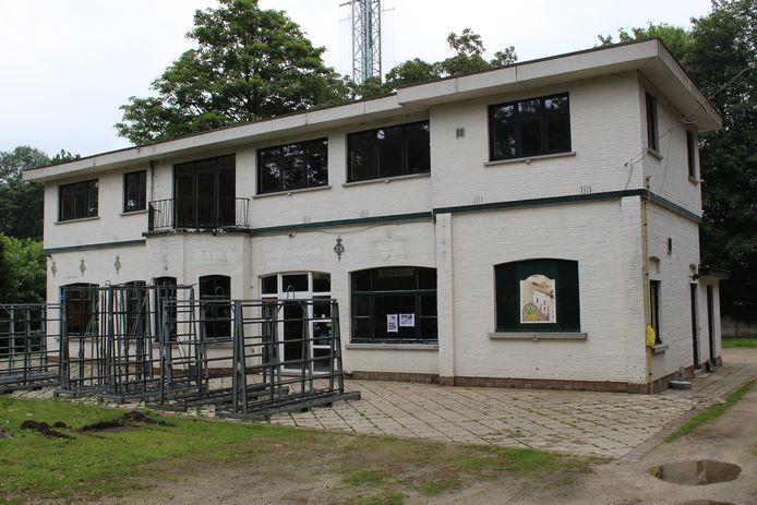 De Chalet Heldenpark werd net voor de zomer al wat verbouwd.