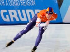 Nederland naast podium 3000 meter, Wüst zesde