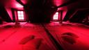 La salle des orgies de l'Acanthus, où la bulle de cinq n'existe pas