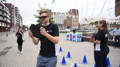 Primeur in Leuven: de Smartphone-bril