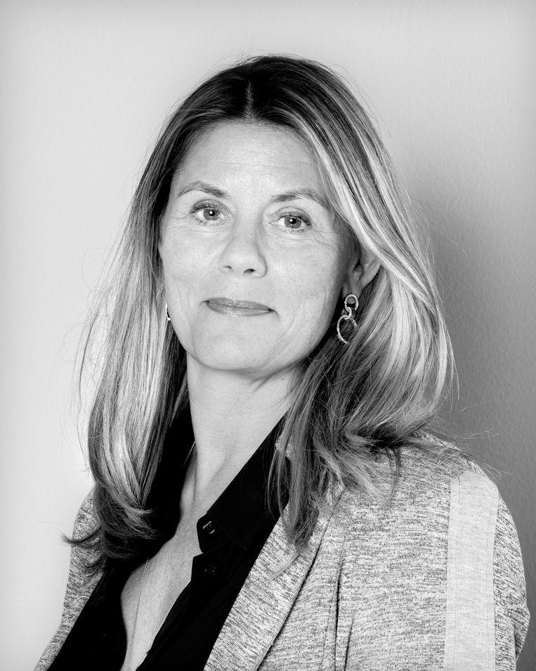 Conny Braams, algemeen directeur van Unilever Benelux en Home Care Europe Beeld null