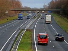 Wat haalt een lagere snelheid op de snelweg  nou uit voor plaatsen die er dichtbij liggen?