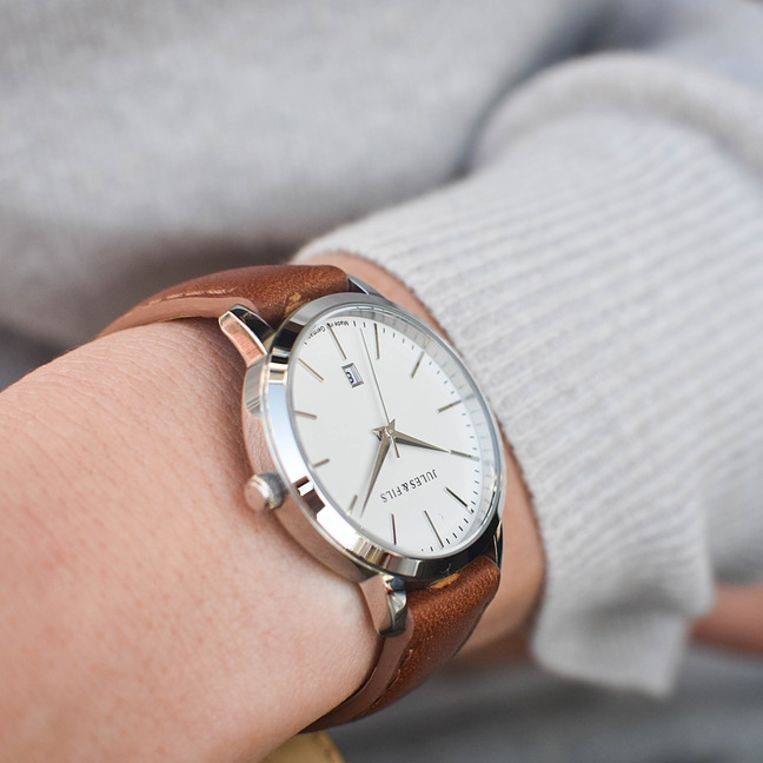 The Dauphine Classic Silver.