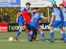 Uitslagen amateurvoetbal Zwolle e.o. zaterdag 19 oktober