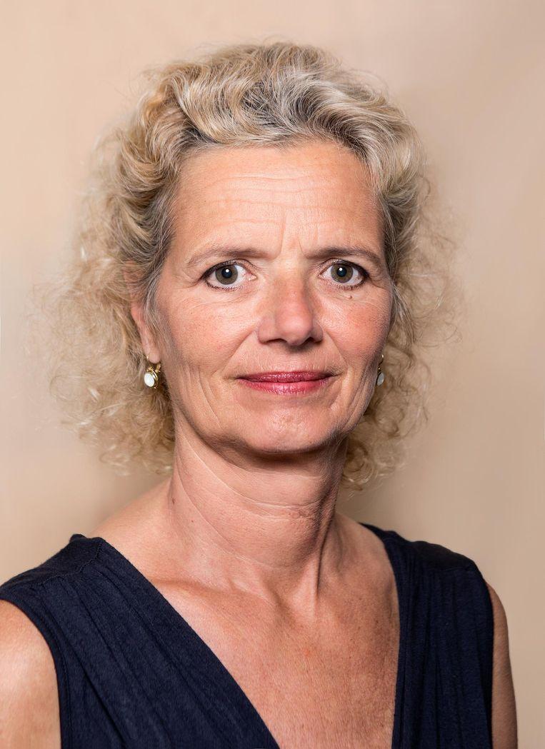 Inez Hafkamp Beeld Sanne Zurné