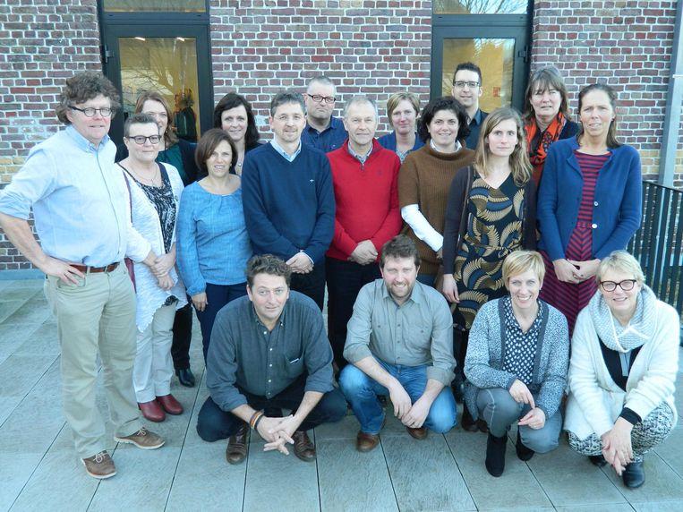 De directies van alle Maldegemse scholen kwamen gisteren samen met het OCMW om sluitende afspraken te maken.