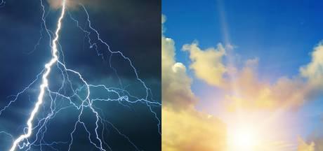 Wat nou code oranje, geen drupje gezien: 'Het risico op heftig weer was heel groot'