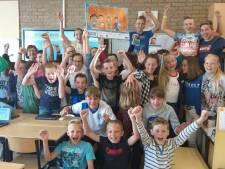 Groep 8 van De Vosseschans uit Ter Aar in finale UNICEF Kinderrechten Filmfestival
