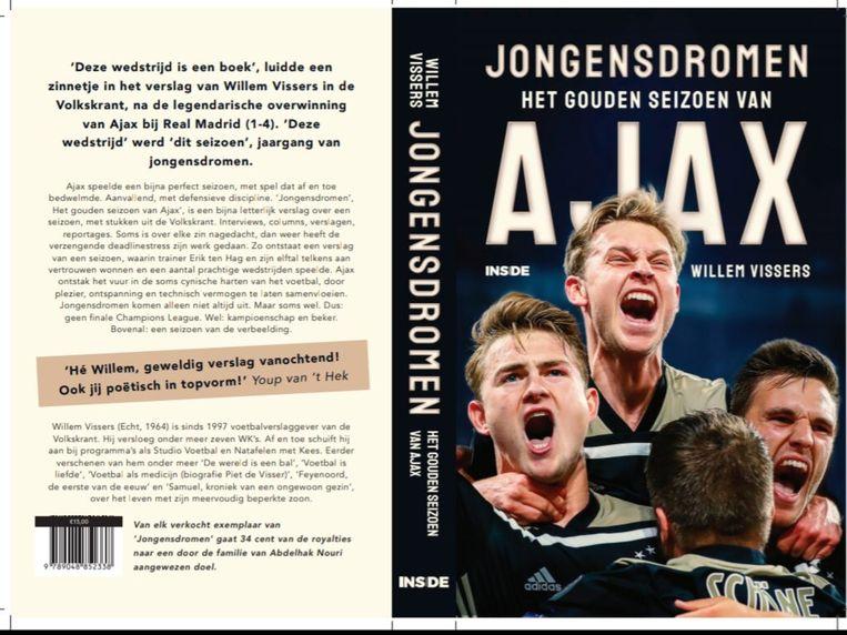 Willem Vissers: Jongensdromen – Het gouden seizoen van Ajax. Voetbal Inside; € 15,- Beeld