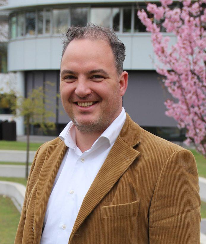 Olivier Verstappen is coördinator Ondernemerschap Fontys Centrum voor Ondernemerschap.