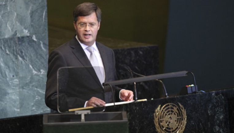 Jan-Peter Balkenende. Foto AP Beeld