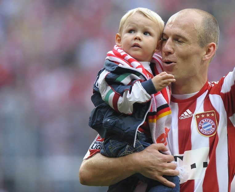 Robben: We zijn gewoon kampioen! | Het Parool