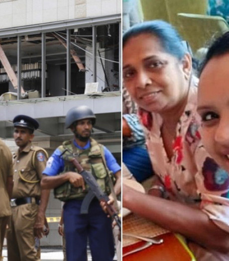 Eerste slachtoffers aanslagen Sri Lanka krijgen gezicht: populaire tv-kok en dochter overleden in hotel