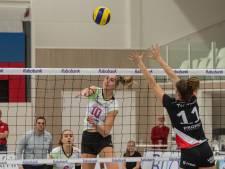 Eurosped neemt revanche op Regio Zwolle Volleybal