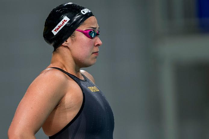 Ranomi Kromowidjojo op de Swim Cup