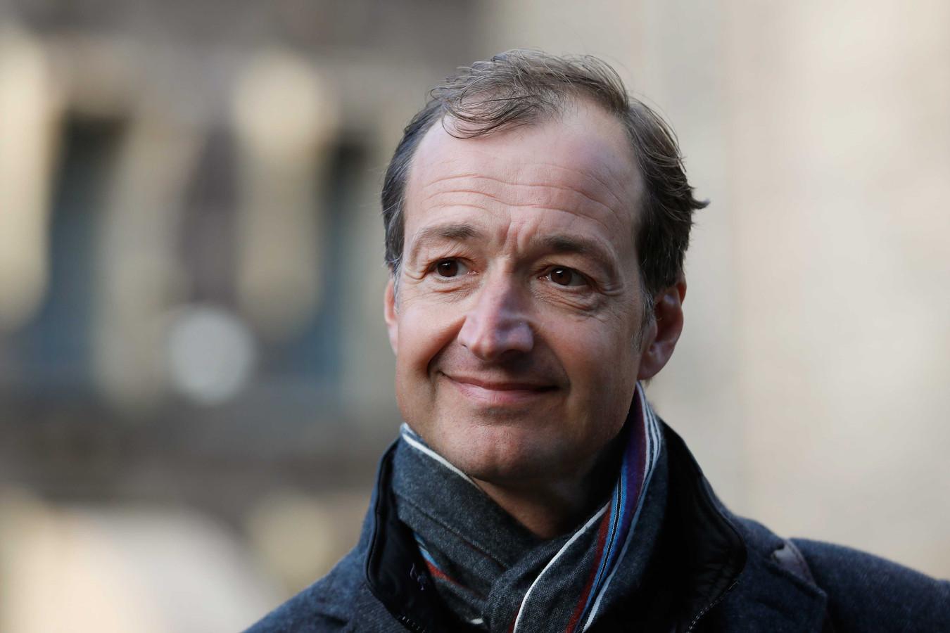 Klimaatminister Eric Wiebes (VVD).