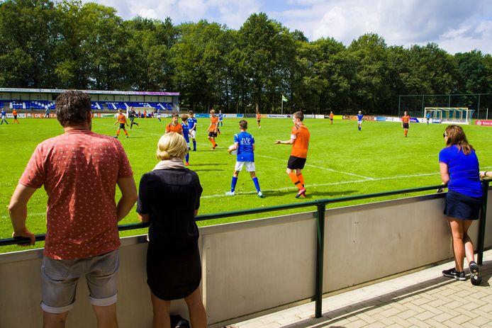 Het sportpark van Avanti'31.