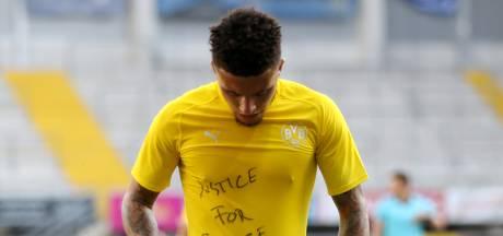 Infantino: 'Demonstraties van spelers verdienen applaus, geen straf'