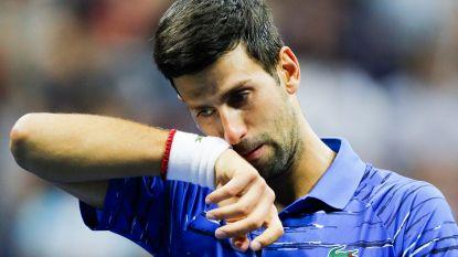 """Djokovic kritisch op Servische tv: """"Hygiëneregels voor US Open zijn extreem en onmogelijk"""""""