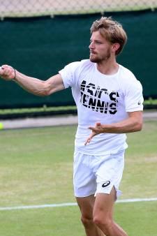"""Goffin, qui défiera Djokovic sur le Centre Court: """"Essayer de faire un grand match"""""""