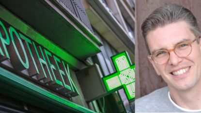 """Apotheker Diederik (45) tijdens wachtdienst overvallen: """"Lessen trekken maar toegankelijkheid moet blijven"""""""
