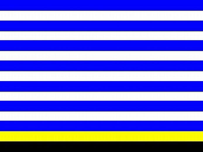 Ik weet niet of de achterhoek een vlag nodig heeft, maar ik denk dat we niet om het horizontale blauw-witte streepje heen kunnen. Deze heb ik gecombineerd met de kleuren van de Gelderse Vlag, om onze Gelderse afkomst ook duidelijk zichtbaar te maken. Zonder die toevoeging wordt het gelijk een voetbalvlag. Michiel Loman