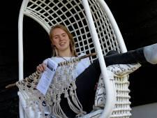 Lynn Muller (15) uit Markelo wil zichzelf ontdekken op avontuurlijke reis