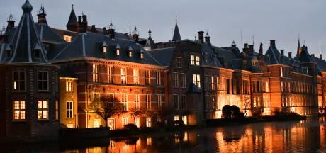 Haagse gebouwen kleuren oranje voor Internationale Dag tegen Geweld tegen Vrouwen