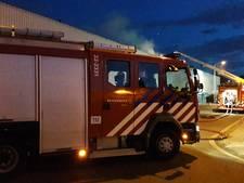 Weer brand bij Eindhovens autobedrijf familie Van Boxtel