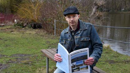 """Tim schrijft boek over geschiedenis van Kempense bossen: """"Je moet niet naar Turkije of Egypte om op ontdekkingstocht te gaan"""""""