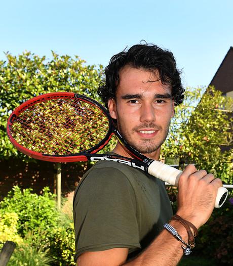 De Bruijn aast op eerste punt voor ATP-ranking