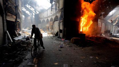 """Islamitische Staat lanceert aanval op Syrische troepen in Homs: """"Dodelijkste aanval sinds december vorig jaar"""""""