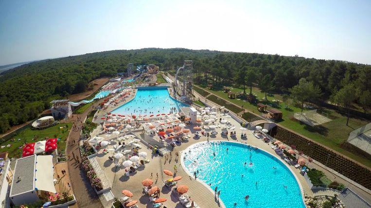 Aquapark Istralandia – Novigrad (Kroatië)