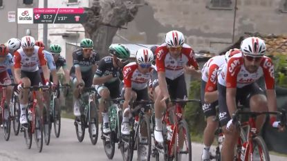 VIDEO. De achtste aflevering van 'In het wiel van de Giro', met Lotto-Soudal in absolute hoofdrol