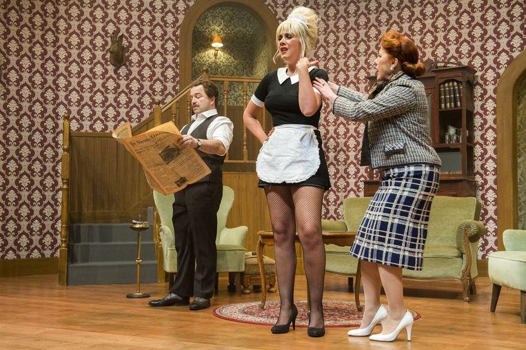 Het theaterstuk Slisse & César komt naar cultuurhuis De Leest.