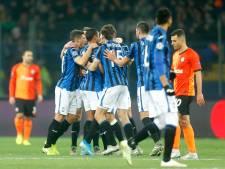 Atalanta met De Roon én scorende Gosens naar achtste finale