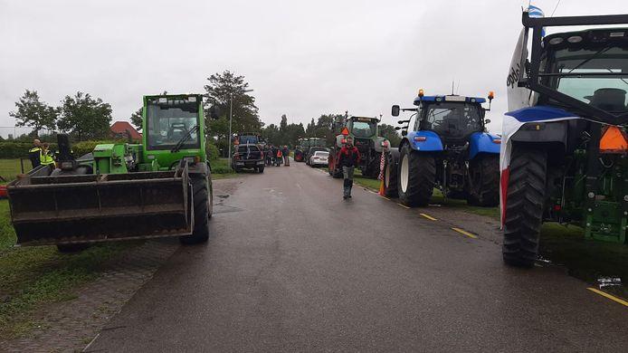 De boeren in Zeeland.